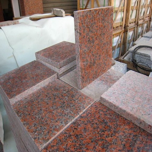 Maple red granite G562