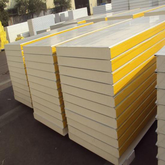PIR Sandwich Panel For Cold Room System