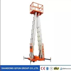 Hydraulic aluminum lift