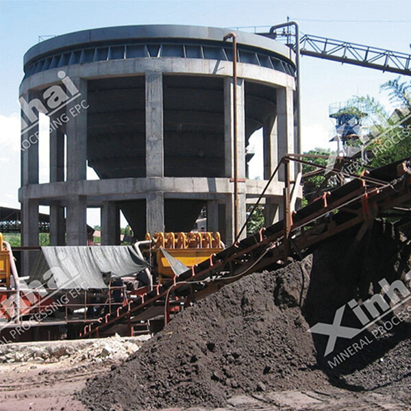 Tailings Dry Stacking System