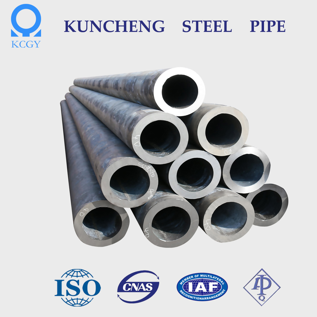 Alloy tubes for gas cylinders