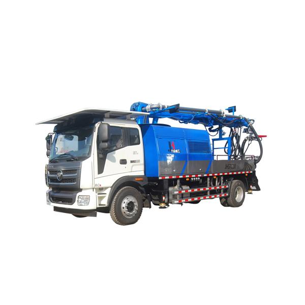 30m3/h truck mounted Wet shotcrete machine