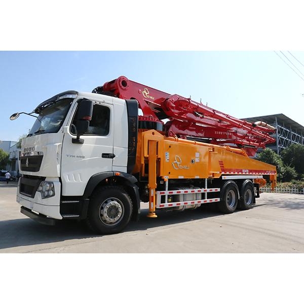 Conele 44m pump truck
