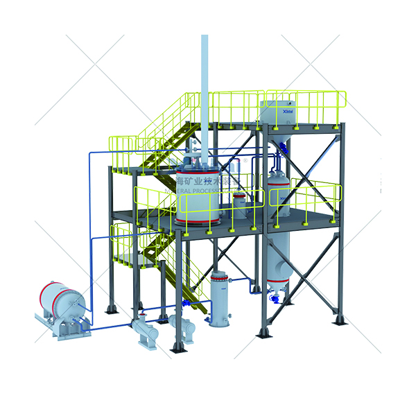 Desorption Electrolysis System
