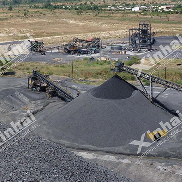 Iron Processing Plant