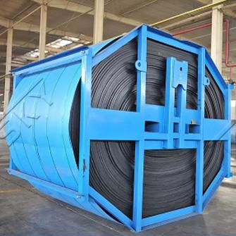 High chemical corrosive EP300 conveyor belt