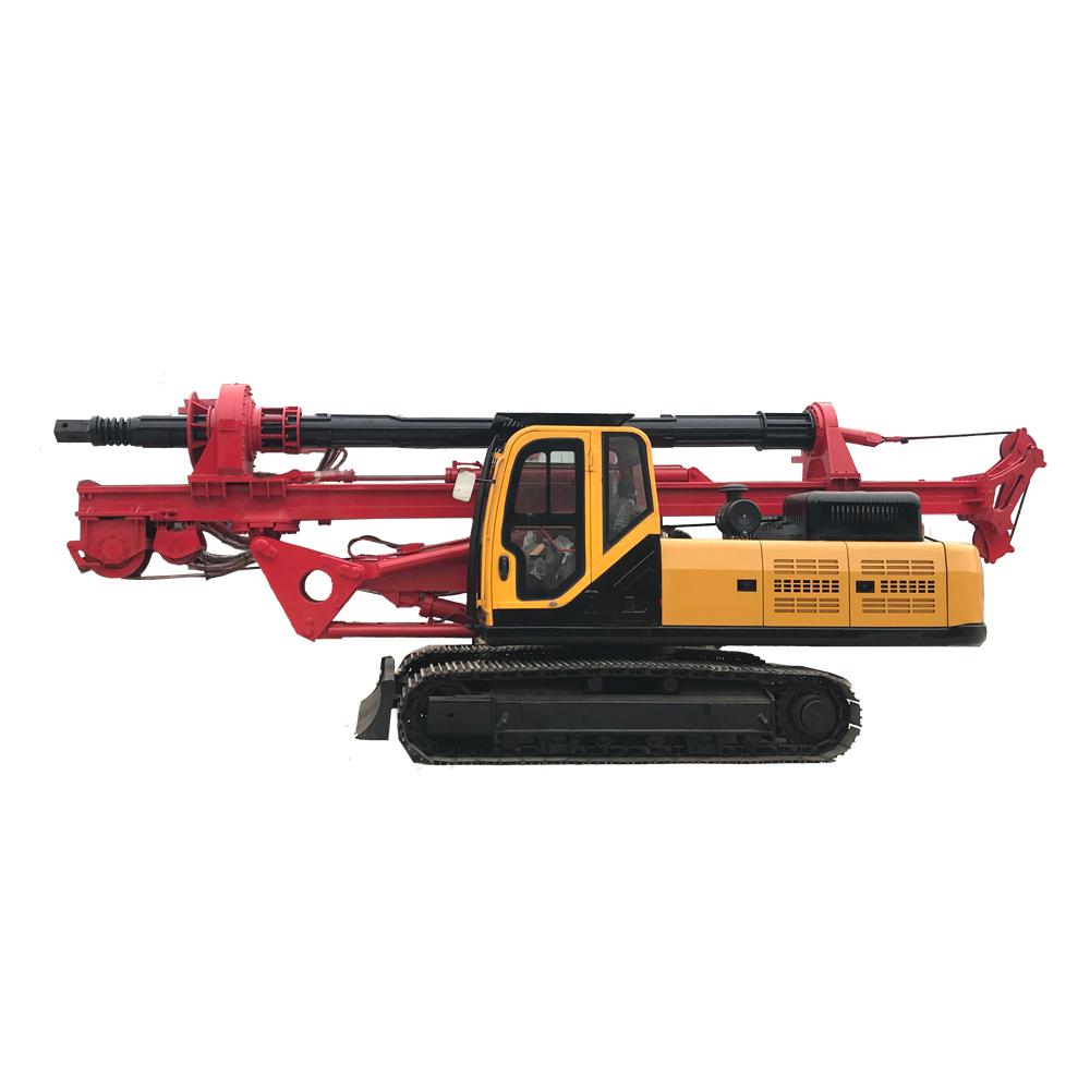 15m kelly bar rotary drilling rig