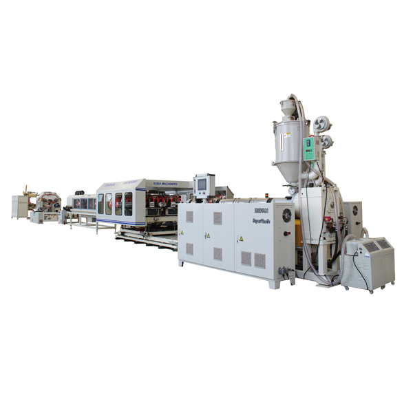 SL180  DOUBLE WALL CORRUGATED PIPE EXTRUSION LINE
