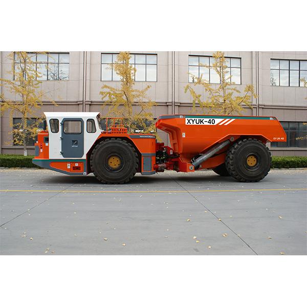 XYUK-40 Underground Mining Truck