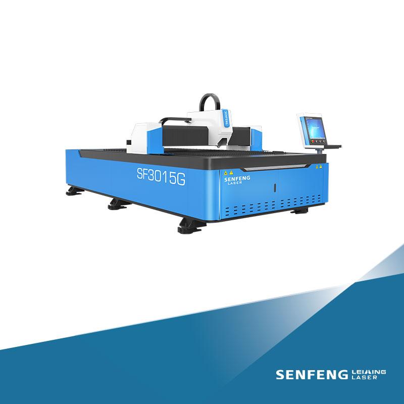 单平台板材激光切割机SF3015G