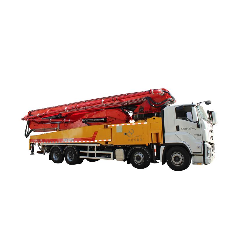 Conele 58m pump truck