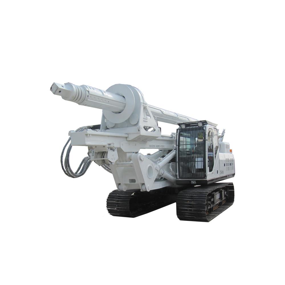 20m kelly bar rotary drilling rig
