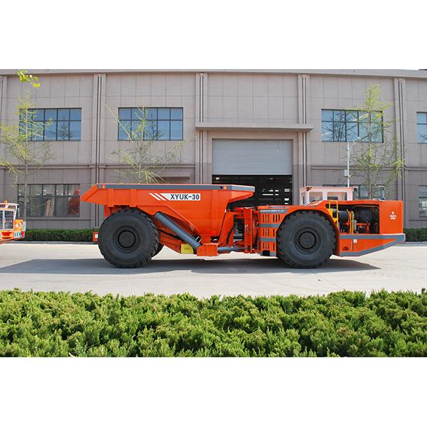 XYUK-30 Underground Mining Truck