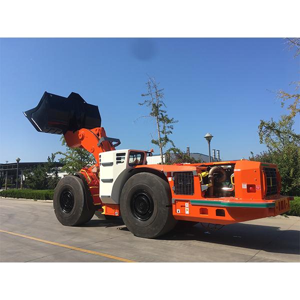 XYWJ-8 Underground Diesel Loader