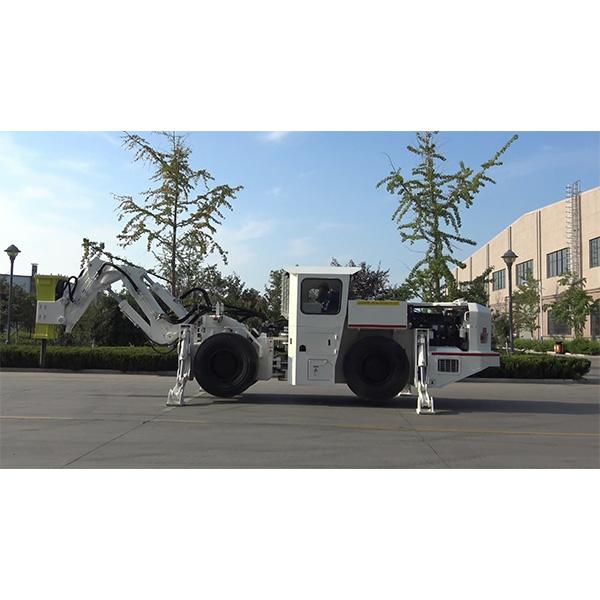 XYSJ-500C Underground Mobile Rock Breaker