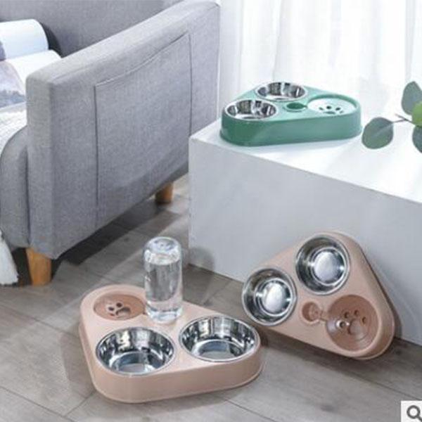 大号宠物续水碗饮水器