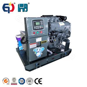 Deutz engine 50hz or 60hz open type electric generator