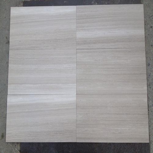 White Woooden Vein tiles 01